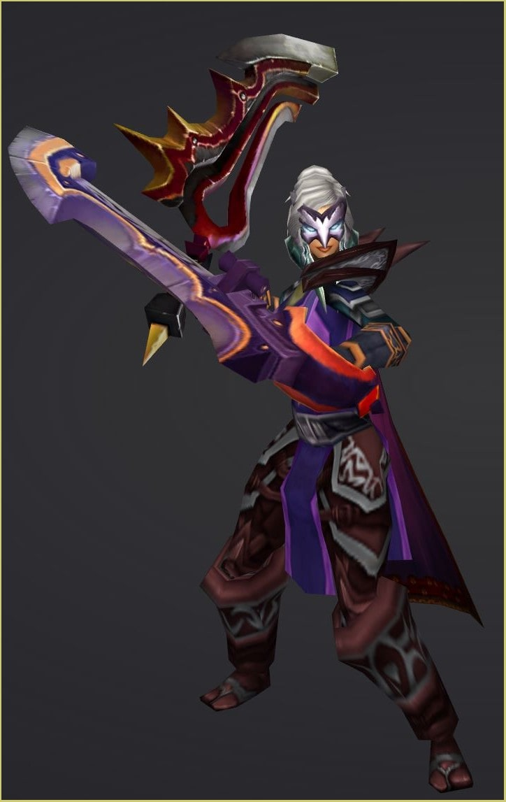 Best in Slot rogue Gear TBC Phase 1