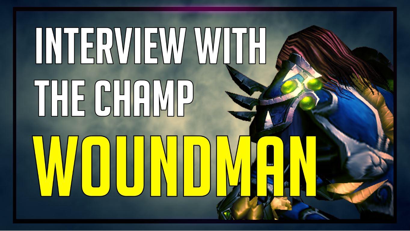 Woundman Classic TBC Rogue interview