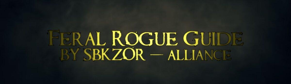 bc classic rogue feral guide sbkzor